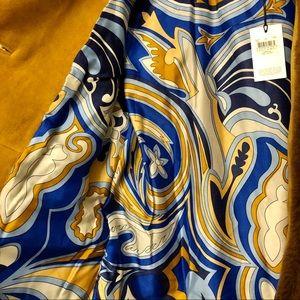 Coach Jackets & Coats - Coach 1941 Short Shearling Coat w/ Printed Lining